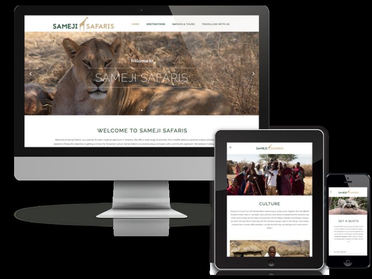 Sameji Safaris Ltd.